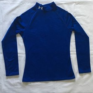 Under Armour Cold Gear Top & Fleece Lined Pants